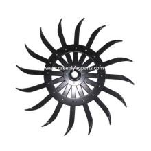 AN142664 3400-111 Rotary hoe wheel for John Deere