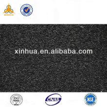 fabrication de charbon activé