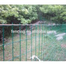 Euro Weld Wire Mesh manufacturer / galvanized euro fence