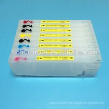 Cartucho de Tinta Recarregável Para Epson T5651-T5657 T5659 para impressora a jacto de tinta epson Stylus Pro 4800
