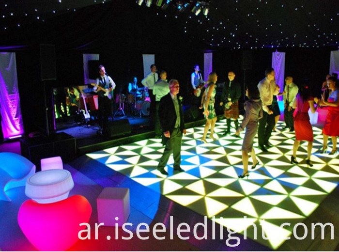 LED Dance floor for stage show