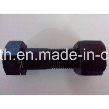 12 9 Grade of Track Bolt and Nut China Manufacturer