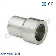 Acero inoxidable ASME 16.11, acero al carbono, inserto reductor de aleación de acero