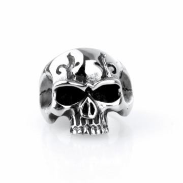 Punk clothes Accessories Classical exaggerated skull ring