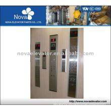 Panel de control del armario del elevador