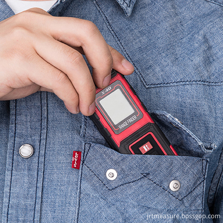 Mini Hardware Tool Set Laser Measurer