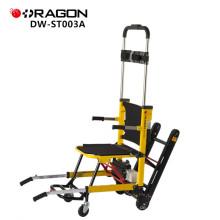 Not benutzte älteren medizinischen Rollstuhl-Treppenliftstuhl
