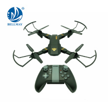 2.4 GHz 4 Channel 6 Axis Gyro RC Foldable Drone with Camera Long Range Drone