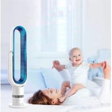 Fabrikpreis Heißer Verkauf Ovale Form Kunststoff Elektrische Standventilatoren mit Fernbedienung