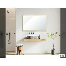 Сделано в Китае декоративные зеркала для ванной комнаты на стене 60 * 80 см