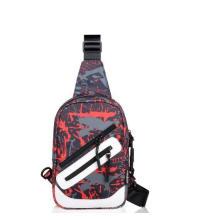 Men Crossbody Bags Sling Chest Bags Crossbody with Custom Logo