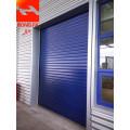 Spiral Aluminum Alloy High Speed Door