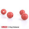 Solid NBR Rubber Ball for Brake System