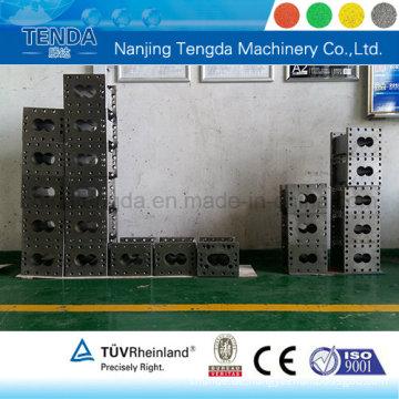 Schraube und Zylinder für Kunststoff-Extrudermaschine