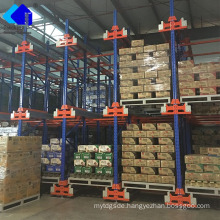 Jracking Cold Storage Rack Radio Shuttle Rack Pallet Racking System