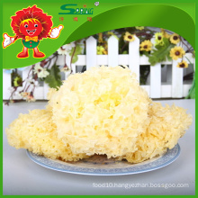 Market price for dried White Fungus, Silver Ear, Edible Dried Tremella