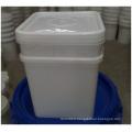 Wholesale PP Square Food Packaging Bucket, Plastic Bucket