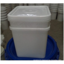 Wholesale PP Square Food Packaging Bucket, Plastic Bucket