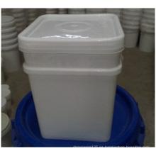 Cubo al por mayor del acondicionamiento de los alimentos cuadrado de los PP, cubo plástico