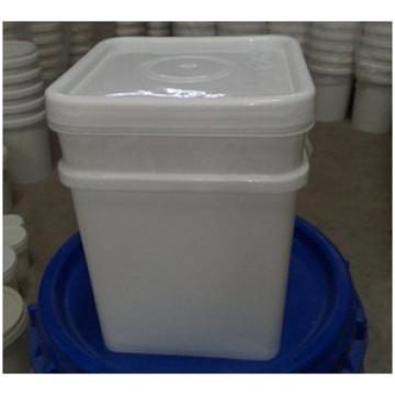 Cubeta quadrada por atacado do empacotamento de alimento dos PP, cubeta plástica
