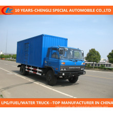 4X2 Van Truck 10t Tansport LKW zum Verkauf