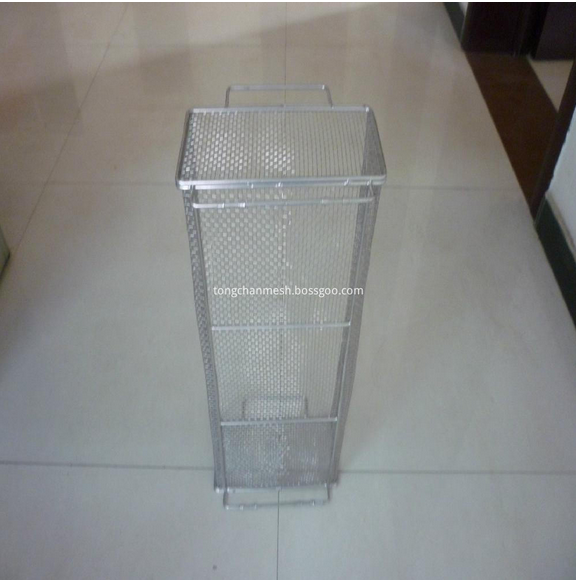 SUS Wire Mesh Basket