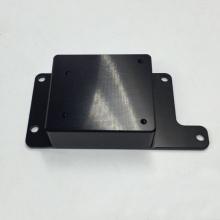Aluminum Black Anodized Finish Service