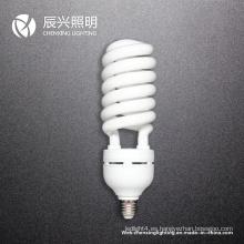 Media espiral de 65W de energía CFL