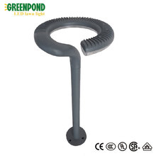 Ring Circle Shaped 100W IP65 LED Lawn Light