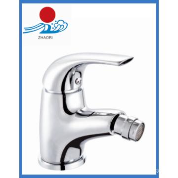 Torneira misturadora de bidé de banheiro com único punho (ZR21210)