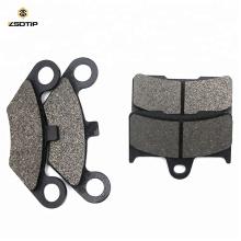 Motorcycle Brake Pads Motorcycle Spare Parts 2 Pairs Front Brake Pads Disks CF500 500 500CC CF600 600 600CC X5 X6 X8 U5 ATV UTV
