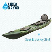 Pescador Especial de Aduanas Comfort Kayak 4.3m
