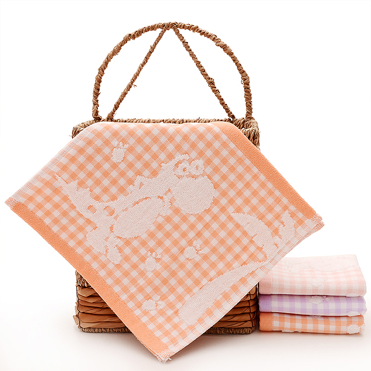 Kids 6 Piece Washcloth Set