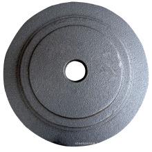 Parte de fundición de hierro hecha de fábrica