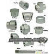 SS/MS/CS/AS Forged Pipe Fittings