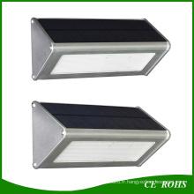 2016 Nouveau 48 LED Solaire Extérieure Micro-ondes Radar Capteur Étanche Économie D'énergie Murale Lumière, Lumières Solaires pour Jardin Décoration
