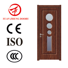 Bonne qualité PVC Toilet Door PVC Bathroom Door Price