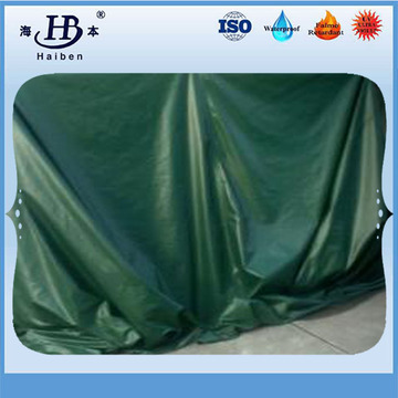 Cheap waterproof pvc coated tarpaulin for yards cover