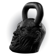 Personalized Artistical Zombie Kettlebell