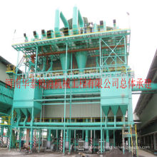 10T / H máquina automática de processamento de óleo de palmiste para porjeto pronto