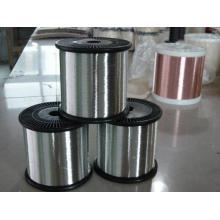 Луженая медная плакированная алюминиевая проволока (TCCA)