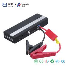 12000mAh carro musical Jump Starter Li-ion bateria Bluetooth Speaker