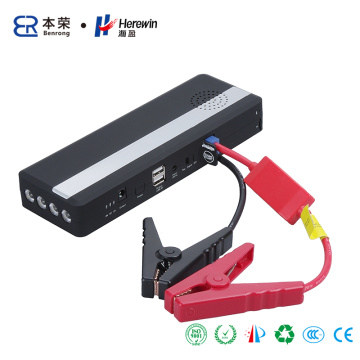 Li-ion Battery Jumpstarter Iniciador de salto de carro com Bluetooth