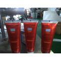 Cosmética plástica multipropósito automática crema loción pasta tubo suave de llenado y sellado de la máquina