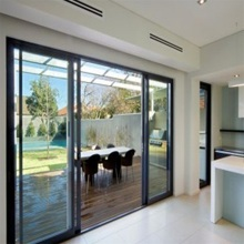 High Quality Aluminium Tilt and Sliding Doors