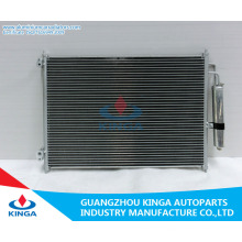 Air Cooling Auto Condenser pour Nissan X-Trail T31 OEM 92100-Jg000