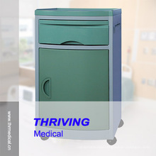 Hospital ABS Bedside Cabinet (THR-CB402)