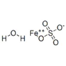 Name: Ferrous sulfate monohydrate CAS 17375-41-6