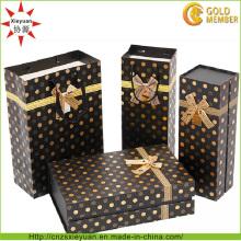 Подарочные пакеты и коробки из высококачественной бумаги на заказ