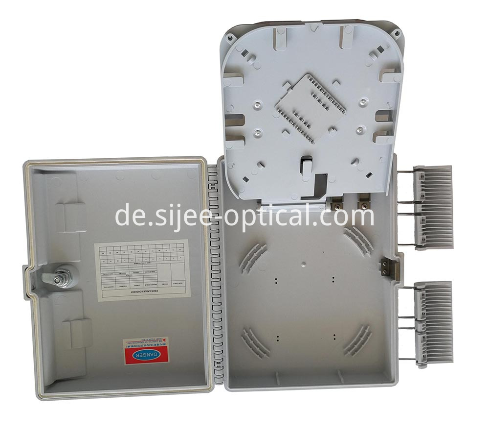 Outdoor Fiber Termination Box